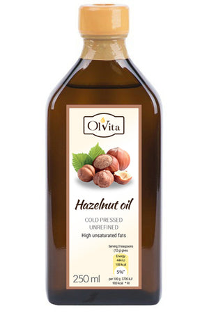 HAZELNUT OIL 250M NOISSETTE