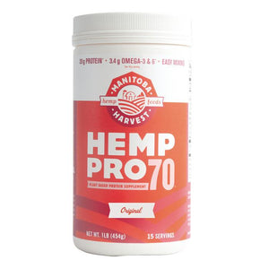 PROTEIN HEMP 70 454G M.HARVE