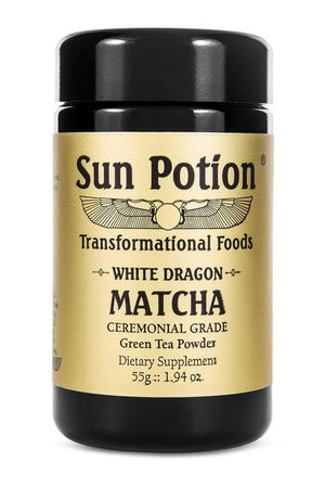 MATCHA WHITE DRAGON 55G CEREMONIAL GRADE (88 servings)