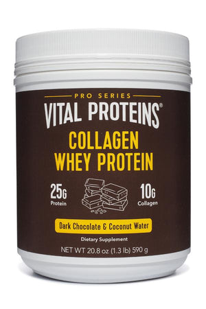 COLLAGEN WHEY 578g COCOA AND COCONUT WATER