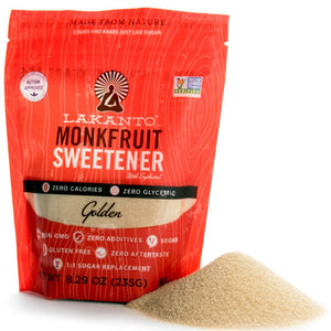 MONKFRUIT POWDER 235g GOLDEN