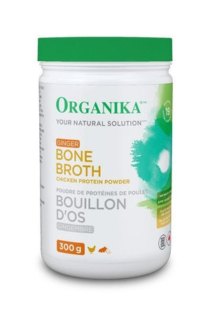 BONE BROTH 300g ginger ORGANIKA