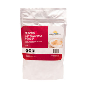 ASHWAGANDHA 175G POWDER S.OF LIFE
