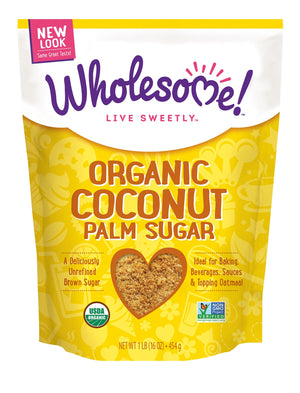 SUCRE COCONUT 454G PALM ORGANIC