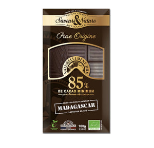 CHOCOLATE 100G CACAO 85%