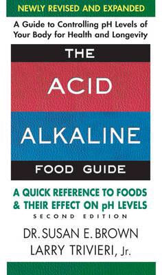 BOOK THE ACID ALKALINE FOOD GUIDE