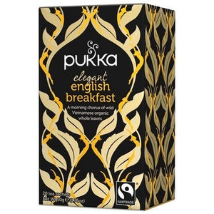 TEA PUKKA 20SAC ENGLISH BREAKFAST