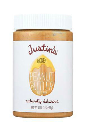 PEANUT BUTTER 454G HONEY