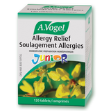 ALLERGIE RELIEF 120TAB JUNIO