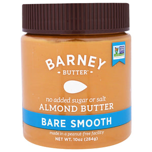 ALMOND BUTTER 284g SMOOTH (no sugar/salt added)
