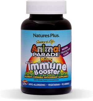 IMMUNE BOOSTER 90 chewable TABS KIDS AP