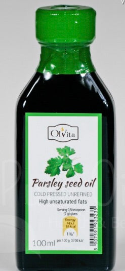 PARSLEY SEED OIL 100M OLVITA