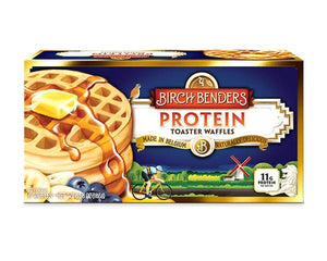 WAFFLE 186G PROTEIN BIRCH BENDERS