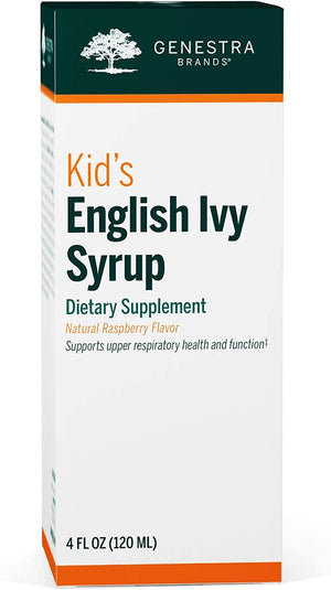 ENGLISH IVY 120M SIROP KIDS