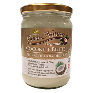 COCONUT BUTTER  500m ORGANIC