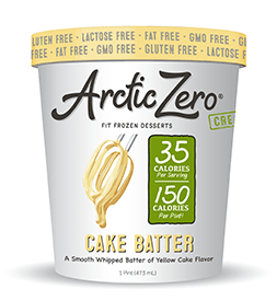 CAKE BATTER FROZEN DESSERT 16 oz (only Montreal and surroundings)