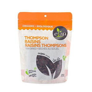 RAISIN THOMPSON BIO 225G