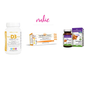 Nalie's Immunity Package (25g of Graviola leaves for free)