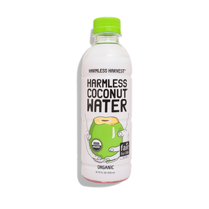 COCONUT WATER 259ML HARMLESS