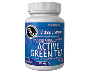 ACTIVE GREEN TEA 90CAP AOR