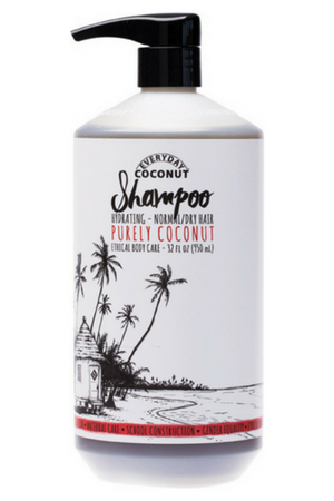 SHAMPOO PURELY COCONUT 950 ml