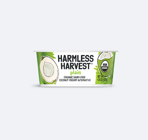 YOGURT HARMLESS 125G PLAIN