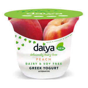 YOGURT 150G PEACH DAIYA