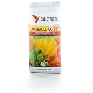 Coffee upgraded 340g Whole beans
