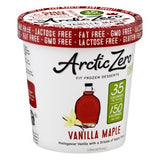 VANILLA MAPLE FROZEN DESSERT 16 oz (only Montreal and surroundings)