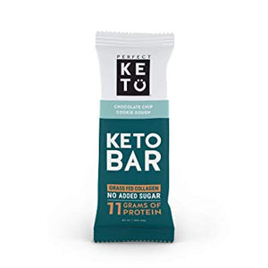 KETO BAR 45G COOKIE DOUGH
