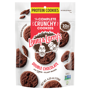 COOKIES 120G PROTEIN DOUBLE CHOCOLATE