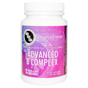 B-COMPLEX ADVANCED 90CAP AOR