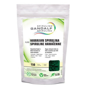 SPIRULINA HAWAIAN GANDALF 150G POWDER