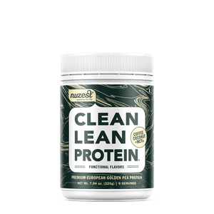 CLEAN LEAN PROTEIN FUNCTIONAL PLANT BASED 225G COFFEE COCONUT +MCT'S