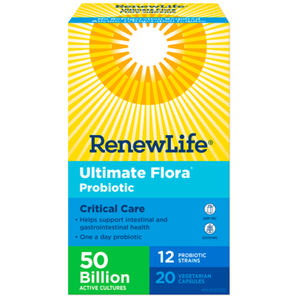 PROBIOTIC 50BILL.20CAP RENEWLIFE