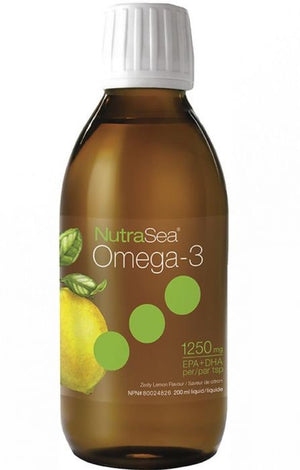 NUTRA-SEA 200ML CITRON ASCE