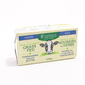 BUTTER GRASS FED 250g SALTED