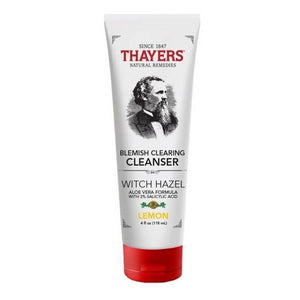 WITCH HAZEL BLEMISH CLEARING CLEANSER 118ML