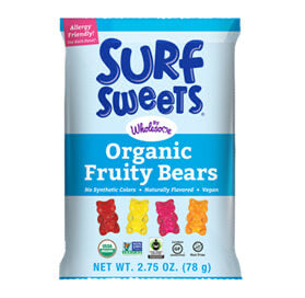 GUMMIES FRUIT 57G WHOLESOME