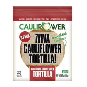 TORTILLA CAULI 150G GRAIN FREE