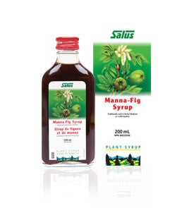 SIROP FIGUES ET MANNE 200ML