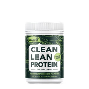 CLEAN LEAN PROTEIN PLANT BASED 225G VANILLA MATCHA