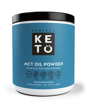 MCT OIL POWDER 300G UNFLAVORED
