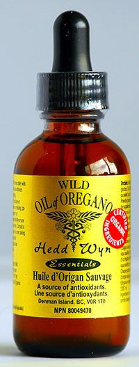OREGANO OIL WILD 30ML HEDD WYNN