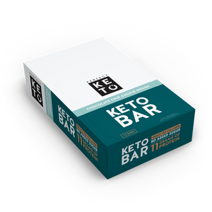 KETO BAR 12*45G COOKIE DOUGH