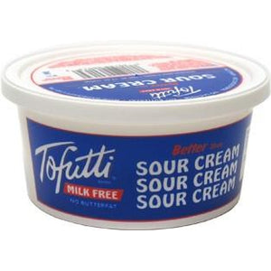 SOUR CREAM 340G SPREAD TOFFU