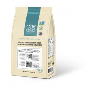 CORN FLOUR SPROUTED 680g ORGANIC
