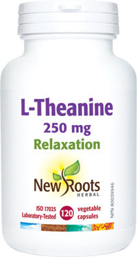 THEANINE 120VCAP NEWROOTS