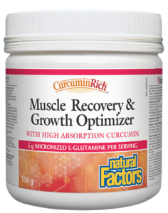 MUSCLE RECOVERY OPTIMIZER GROWTH 156G