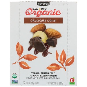 CHOCOLATE CRAVE ORGANIC BAR